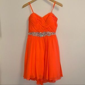 JODI KRISTOPHER formal/prom/hoco dress, 9